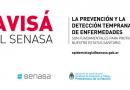 """""""Avisá al Senasa"""": campaña sobre la importancia de notificar enfermedades de los animales."""