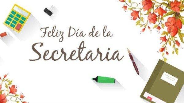 #4 de Septiembre. Dia de la Secretaria